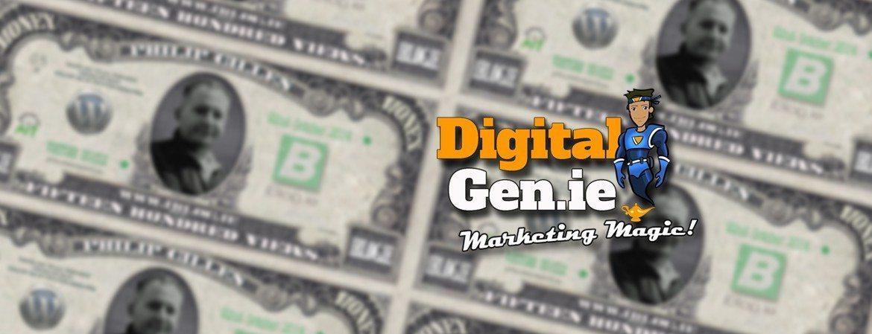 Philip Gillen, Digital Marketing, Online Marketing, Digital Genie, iblog