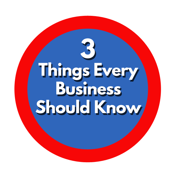 3 Things Every Business Should Know About Facebook.